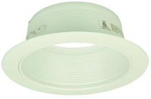 Teiber Lighting Products T-503WW - White Aluminum Baffle