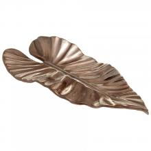 Cyan Designs 08921 - Small Leaf It Here Tray