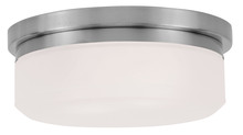 Livex Lighting 7391-91 - 2 Light BN Ceiling Mount or Wall Mount
