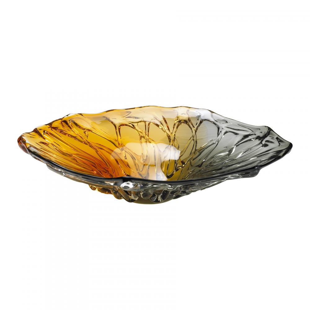 Duo Art Glass Plate