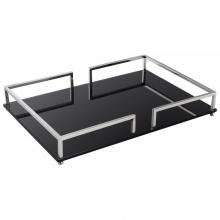 Cyan Designs 08671 - Large Contempo Noir Tray