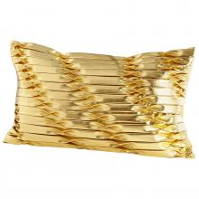 Cyan Designs 09341 - Golded Bow Pillow