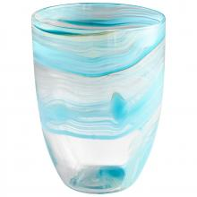 Cyan Designs 09451 - Small Sky Swirl Vase