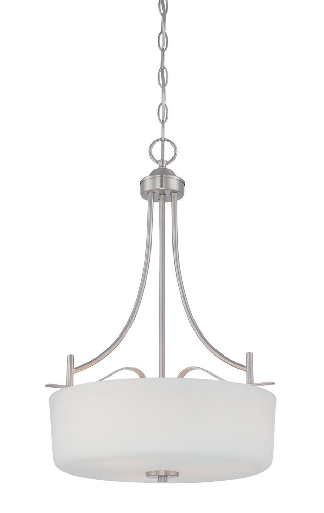 Vinings Lighting Inc in Alpharetta, Georgia, United States, Designers Fountain 86931-SP, Cassina Pendant, Cassina