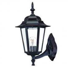 Acclaim Lighting 6111ABZ - Camelot Collection Wall-Mount 1-Light Outdoor Architectural Bronze Light Fixture