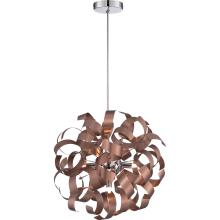 Quoizel RBN2817SG - Ribbons Pendant