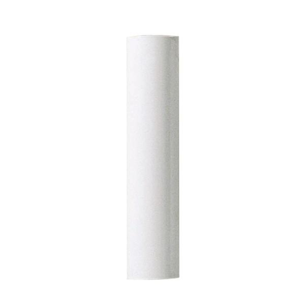 "Vinings Lighting Inc in Alpharetta, Georgia, United States, Satco Products Inc. 90/903, Plastic Candle Covers 13/16"" Inside Dia. - 7/8"" Outside Dia. White Plastic 2 3/4"","
