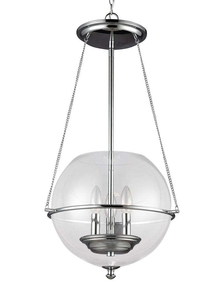 Vinings Lighting Inc in Alpharetta, Georgia, United States, Sea Gull 6511903EN-05, Three Light Pendant, Havenwood