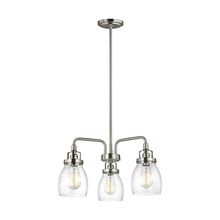 Sea Gull 3114503-962 - Three Light Chandelier