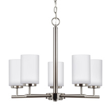 Sea Gull 31161-962 - Five Light Chandelier
