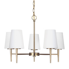 Sea Gull 3140405-848 - Five Light Chandelier