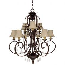 Capital 4139MBZ-421-CR - Up Chandelier