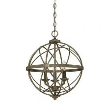 Millennium 2283-AS - Pendants serve as both an excellent source of illumination and an eye-catching decorative fixture.