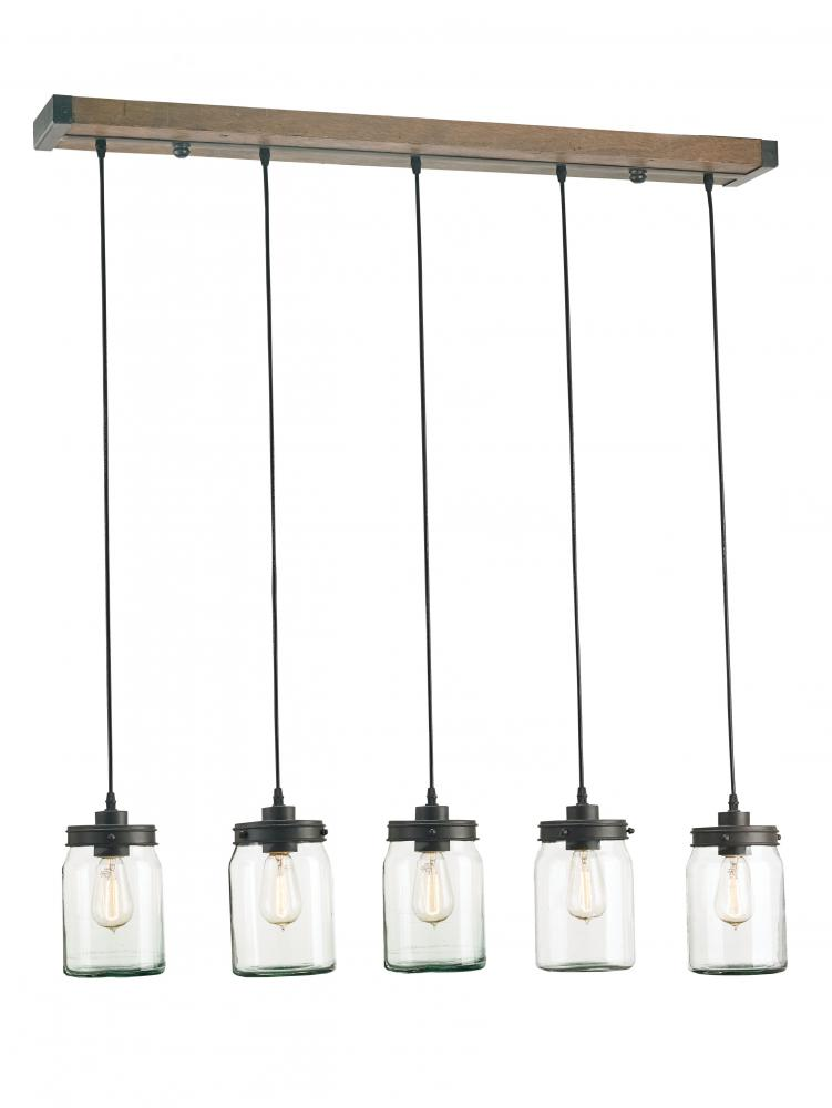 Vinings Lighting Inc in Alpharetta, Georgia, United States, Currey 9578, Firefly Rectangular Chandelier, Firefly